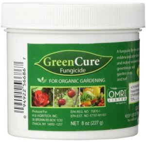 GreenCure Fungicide for Powdery Mildew