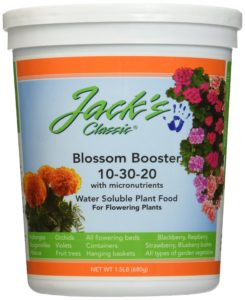 jacks classic blossom-booster fertilizer