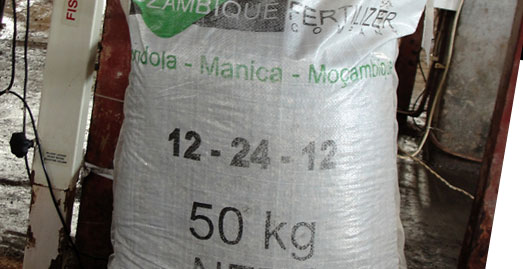 npk fertilizer nutrients bag