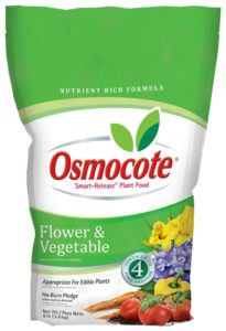 osmocote slow-release plant-food flower