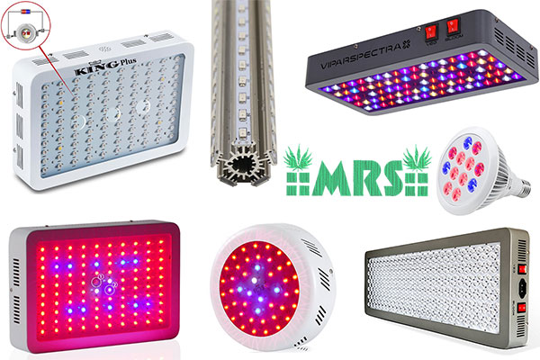 Top 7 Best Full Spectrum LED Grow Lights on Amazon 2017 Reviewed