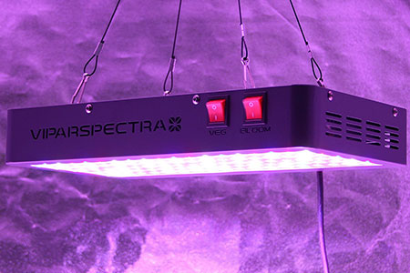 VIPARSPECTRA Reflector-Series 450W LED