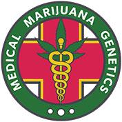 Mecial Marijuana Genetics seeds logo