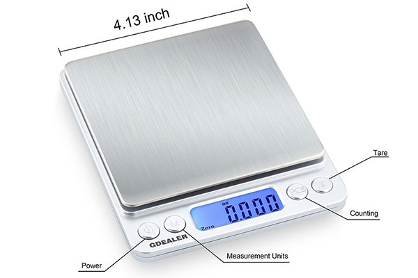 Best Scales For Weed Measurement Table Charts Mold