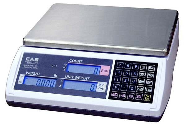 CAS EC-30 a large digital scale