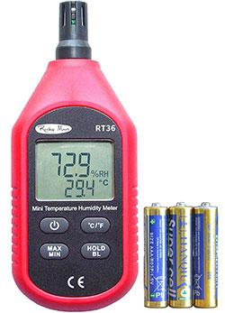 Hygrometer Humidity Meter