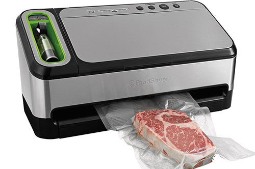 Vacuum Sealer with Bags
