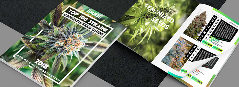Top 100 Strains 2018 Cannabis Seed Guide FREE EBOOK | Mold
