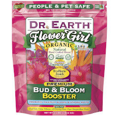 dr earth organic bud bloom fertilizer