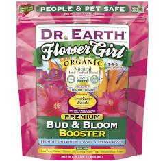 dr earth organic bud bloom fertilizer