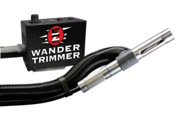 ez trim wander trimmer handheld electric bud trimming machine for cannabis