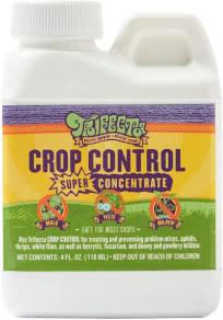 Trifecta Crop Control Super Concentrate: all-in-one natural fungicide, pesticide, miticide, insecticide