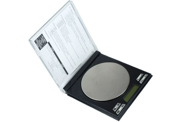 The stealthy compact CD scale for weighing weed: Horizon CDS-100