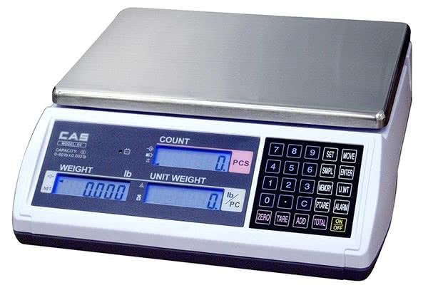 CAS EC-30: a large professional digital scale