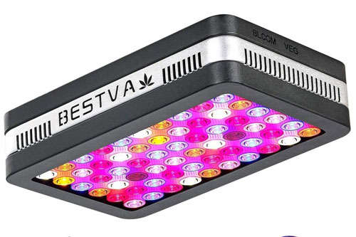 BESTVA Reflector Series Full-Spectrum 600W LED Grow Light