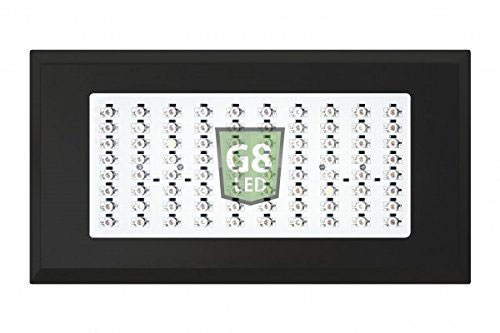 G8LED 240 Watt LED Grow Light Top-Rated Veg-Flower Good