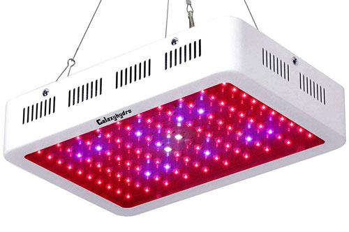 Roleadro LED Grow Light, Galaxyhydro-Series 1000W Good-Affordable
