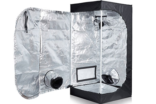 TopoLite Full Range Multiple Sized 24x24x48 Indoor Grow Tent: Low-Priced