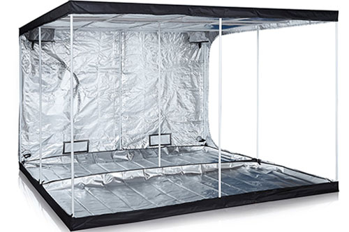 #5 Best Large Grow Tents & Mid-sized: Topolite 120