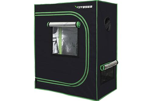 VIVOSUN 30x18x36 Mylar Hydroponic Grow Tent: Low-Price Reliability