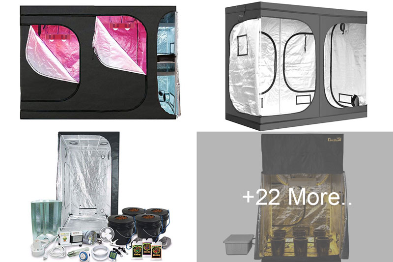 Top 25 Best Grow Tents 2019