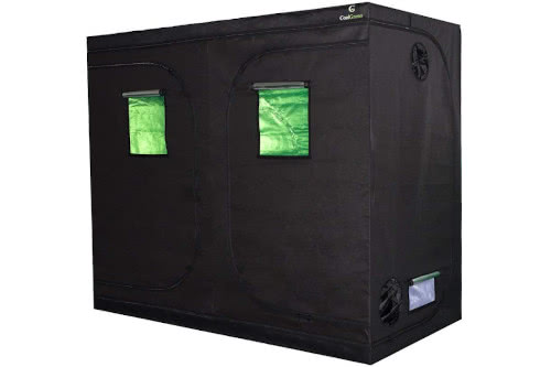 #2 Best Grow Tent for Weed 2020: CoolGrows 96