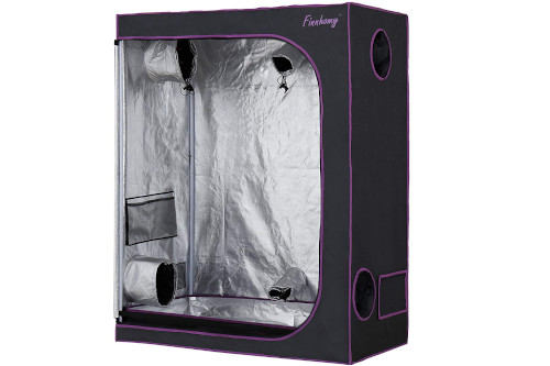#3 Best Closet Grow Tent & Mid-sized: Finnhomy 48