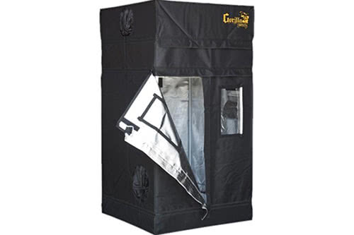 #4 Best Grow Tents for Weed 2020: Gorilla Shorty 3'x3' Grow Tent