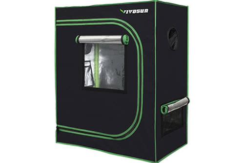 #5 Cheapest Grow Tent for Weed 2021: VIVOSUN 30x18x36