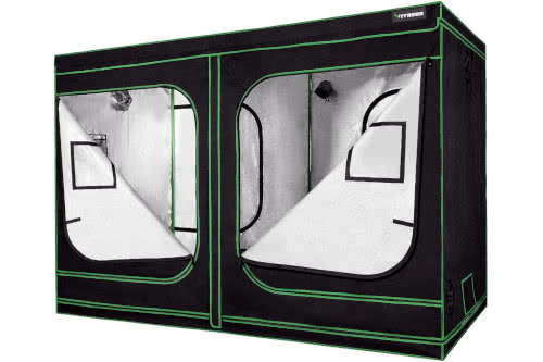 #3 Best Large Grow Tents 2021: VIVOSUN 96x48x80
