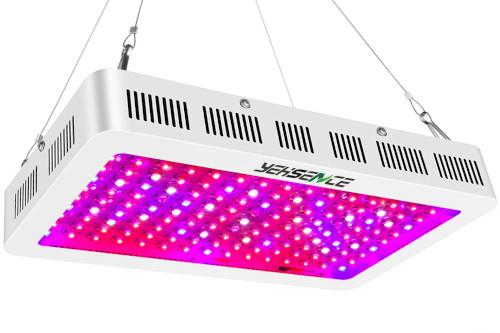 Yehsence 1500w LED Grow Light Full Spectrum Cheap Veg Bloom