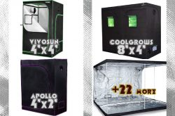 TOP 25 BEST GROW TENTS 2020