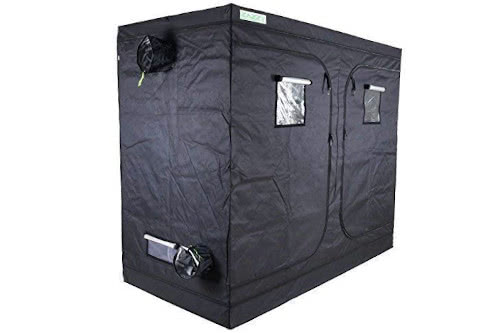 #2 Best Large Grow Tents 2021: Zazzy 96x48x78