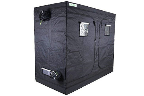 "#1 Best Large Grow Tents 2020: Zazzy 96""x48"