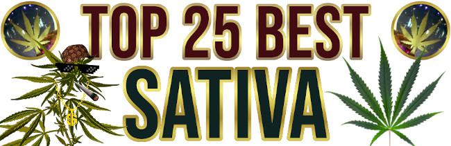 Best Sativa Strains List 2020