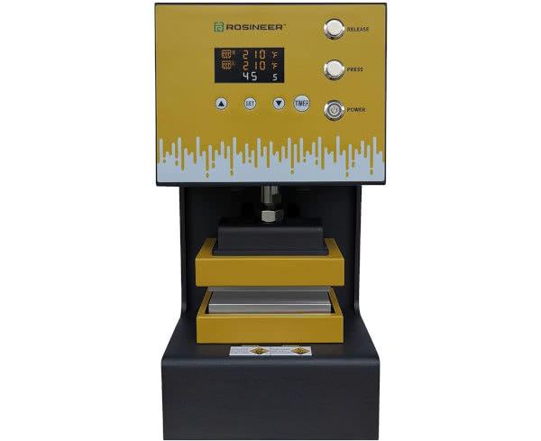 best rosin press hybrid