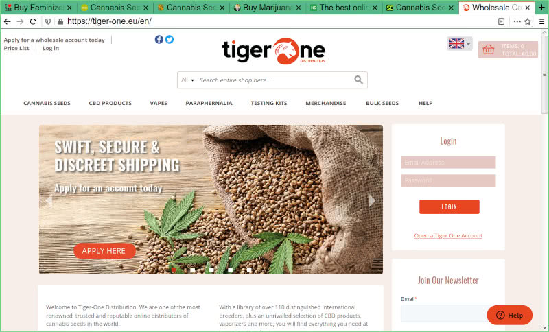 Tiger-One Bulk Seed Bank Review